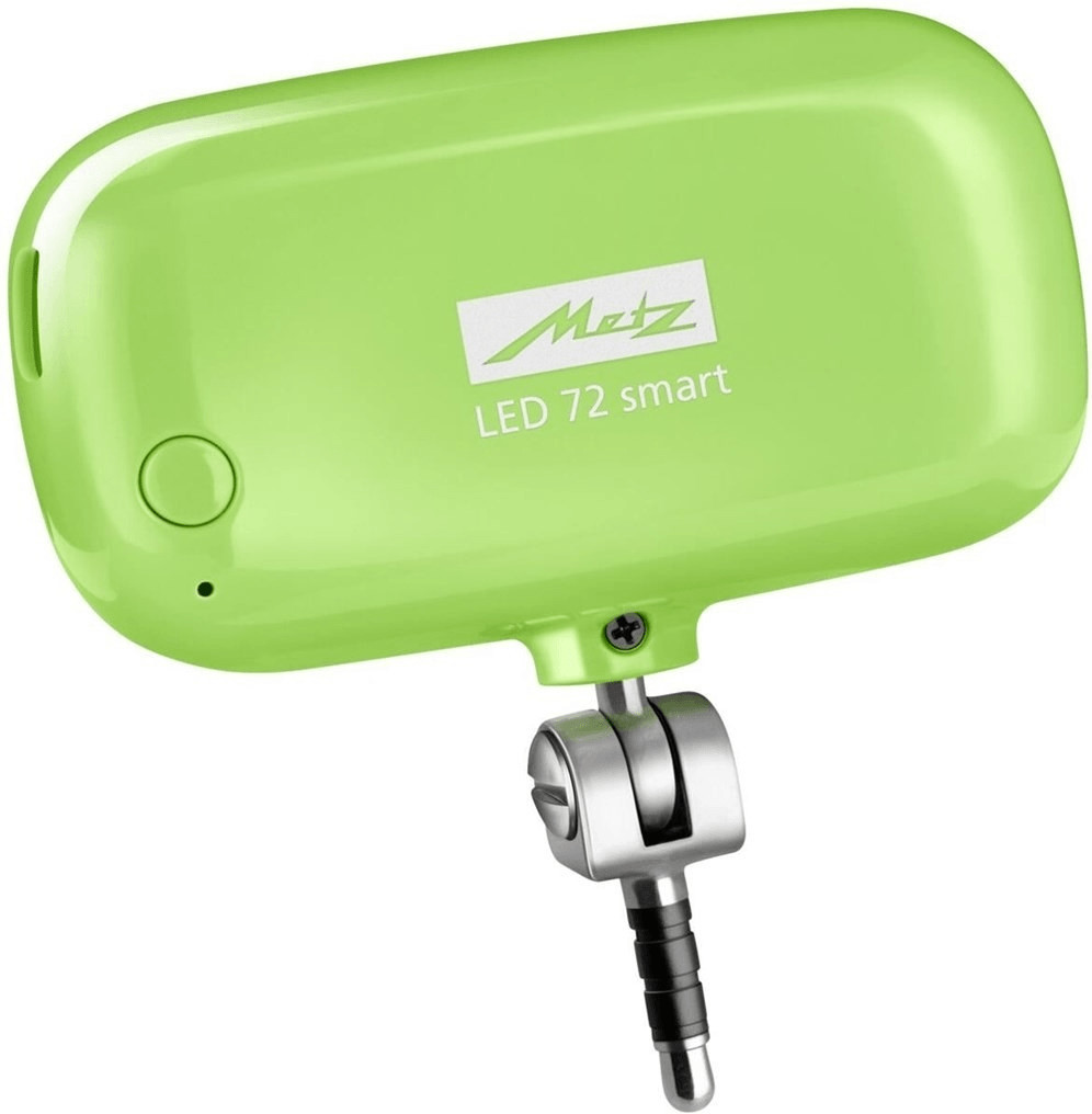 Image of Metz LED-72 smart Green