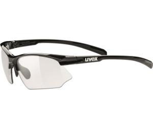 UVEX Sonnenbrille Sportstyle 802 Vario schwarz G5OKC