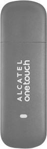 Alcatel One Touch X602D Schwarz