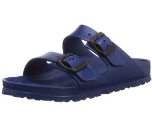 Herren Schuhe Badeschuhe Gummischuhe Badelatschen 41 42 43 44 45 46 blau schwarz