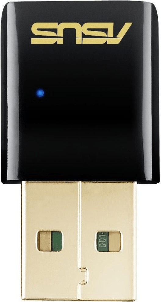Asus Dualband Wireless-AC600 WLAN-Adapter