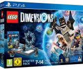 Lego Dimensions : pack de démarrage (PS4)