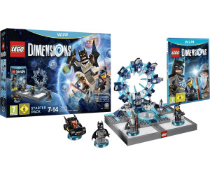 buy lego dimensions starter pack wii u from. Black Bedroom Furniture Sets. Home Design Ideas