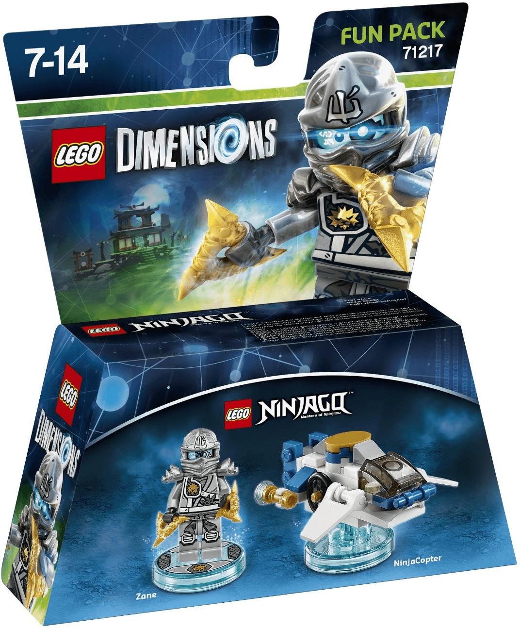 LEGO Dimensions: pack héros - Zane