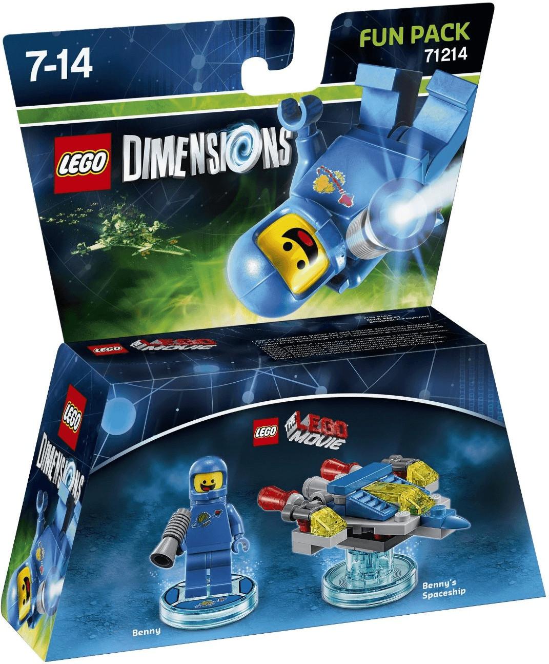 LEGO Dimensions: pack héros - Benny