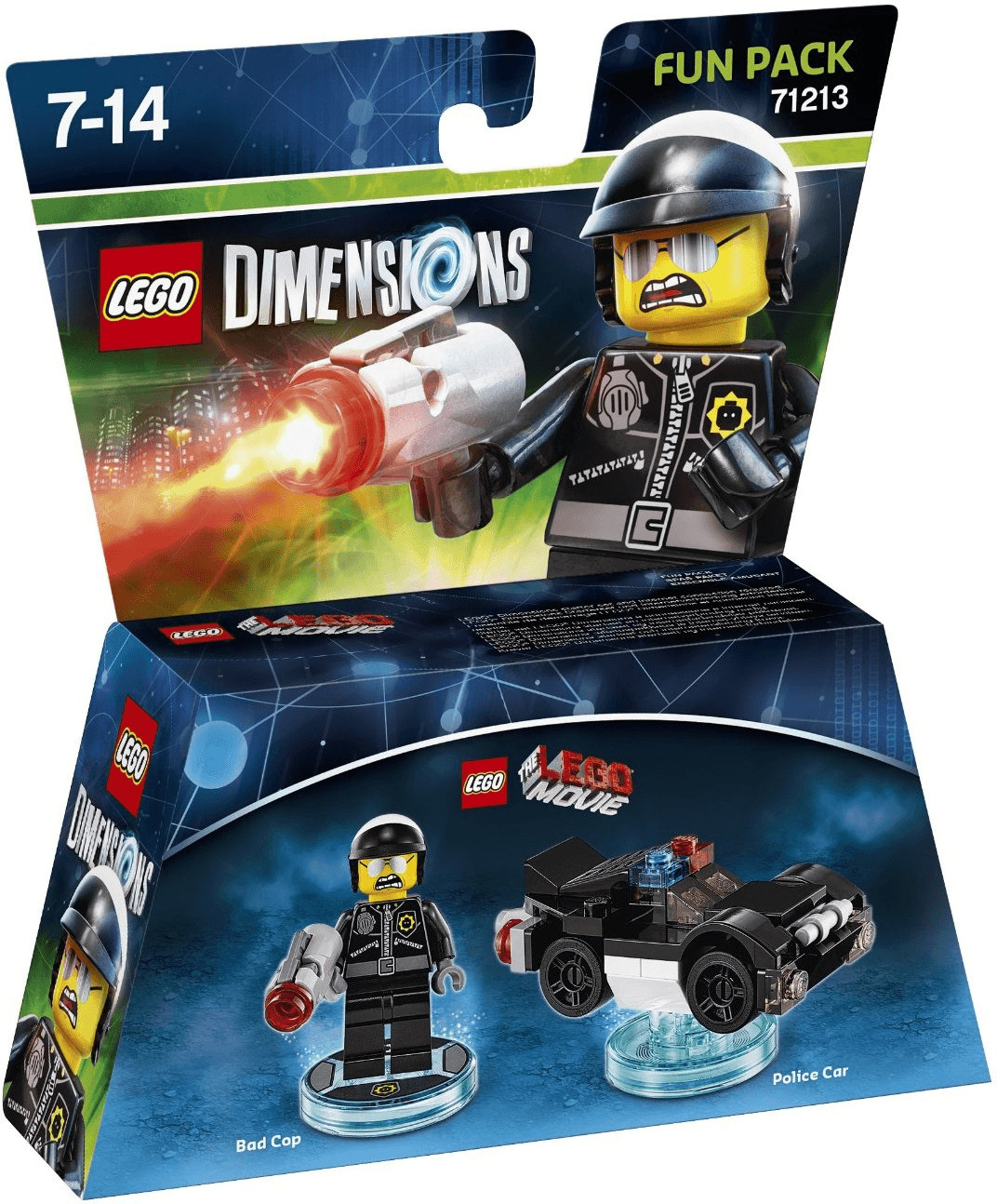 LEGO Dimensions: pack héros - Bad Cop
