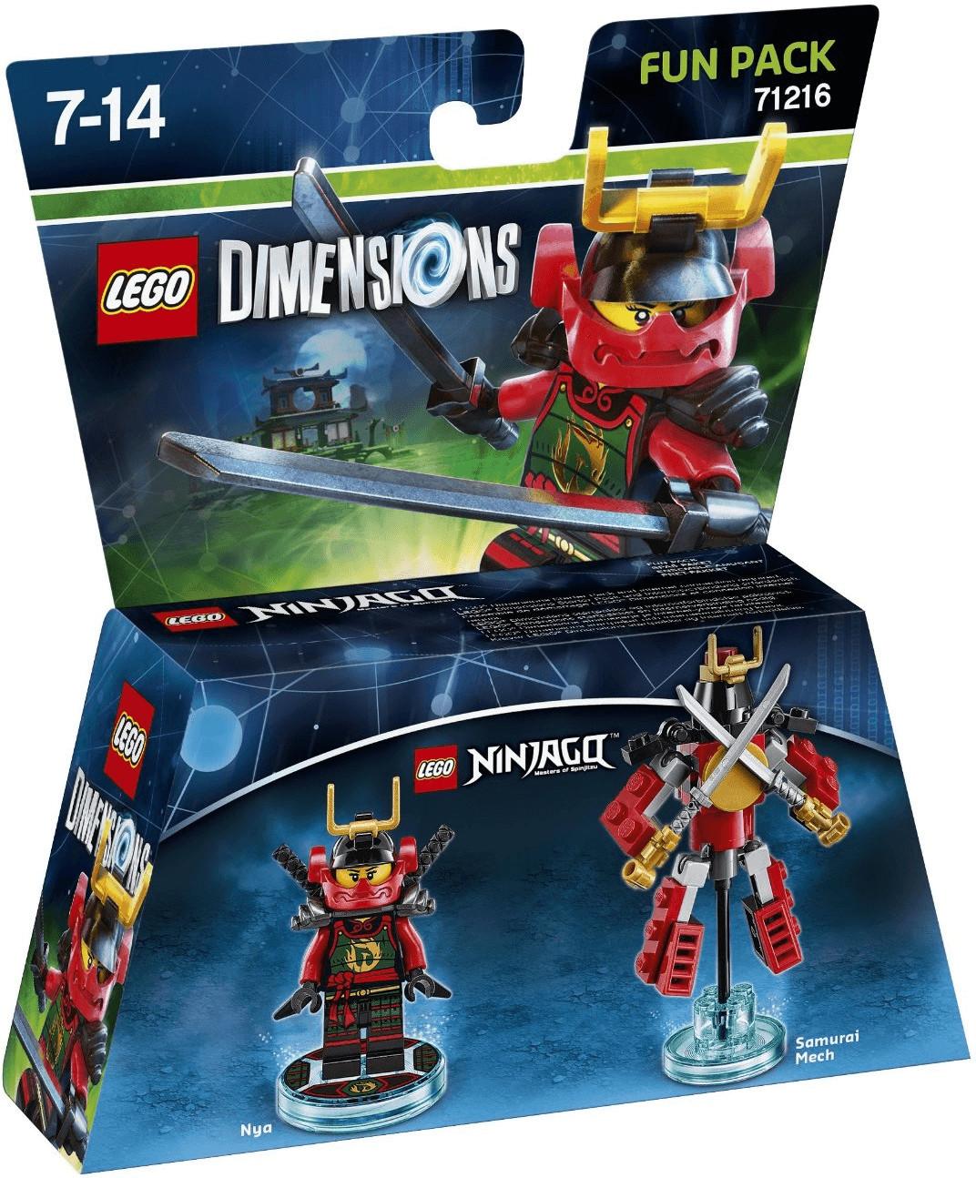 LEGO Dimensions: pack héros - Nya