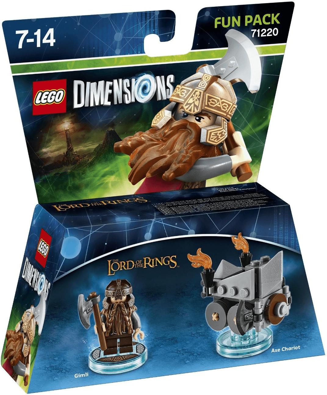 LEGO Dimensions: Spaß Pack - Gimli