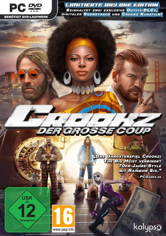 Crookz: Der große Coup (PC)