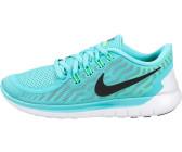 Nike Free 5.0 Barefoot Ride schwarz Trainer isoliert auf