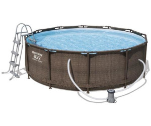 Bestway Steel Pro Frame Pool 366 X 100 Cm Ab 228 00