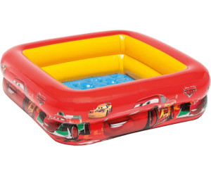 Intex Piscine Disney Cars 85 X 85 X 23 Cm 57101 Au Meilleur Prix