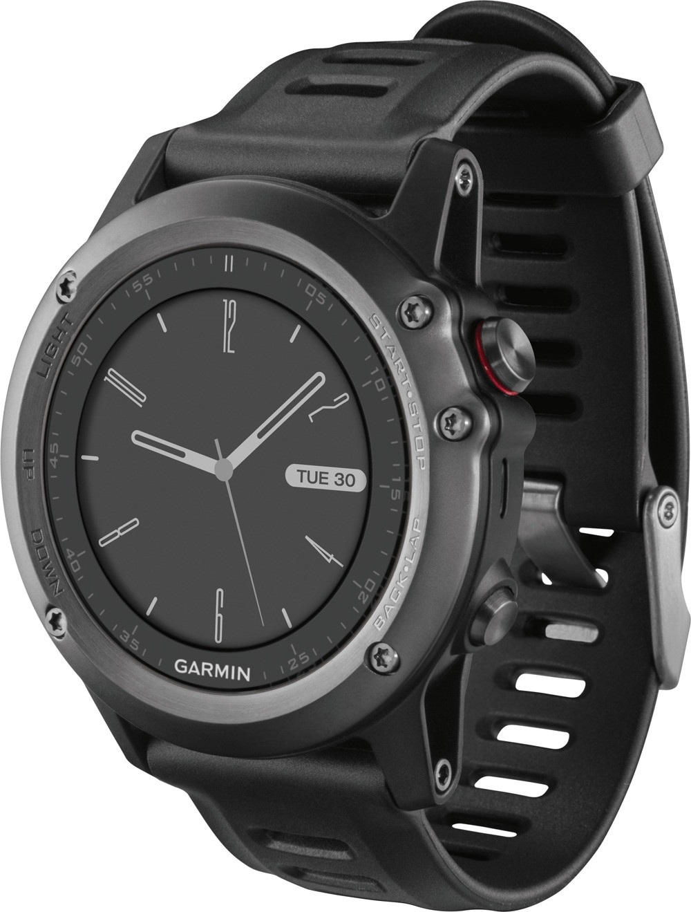 Garmin fenix 3 grau Performer Bundle