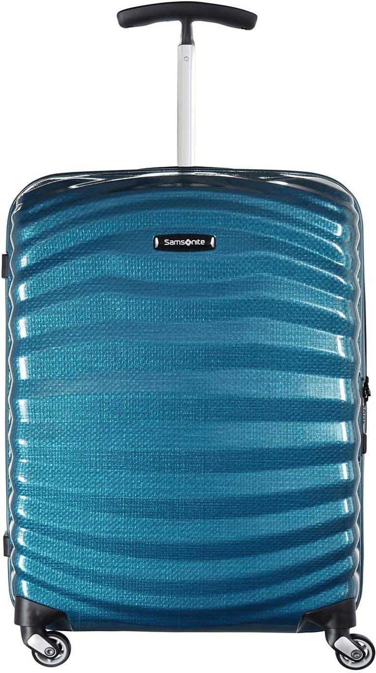 Samsonite Lite-Shock Spinner 55 cm petrol blue