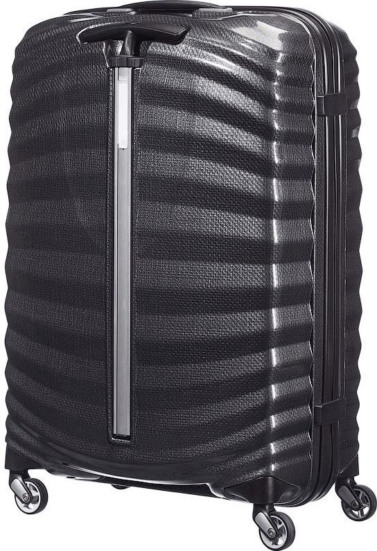 Samsonite Lite-Shock Spinner 69 cm black