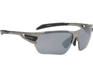Alpina Tri-Scray Fahrradbrille black-red mdCBZsj