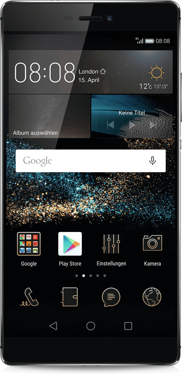 Image of Huawei P8 16GB Titanium Grey