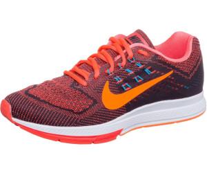 70506547b34 Nike Air Zoom Structure 18. bright crimson black blue lagoon total orange