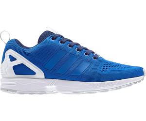 Adidas Zx Flux Blau Neon Rot