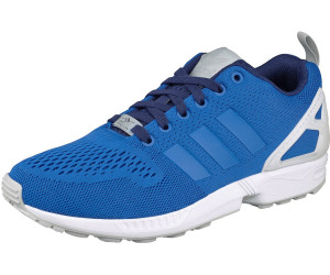 new style 385a0 e3f9d Buy Adidas ZX Flux blue royal/dark blue from £81.59 – Best ...