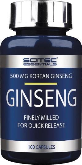 Scitec Nutrition Ginseng 100 Kapseln
