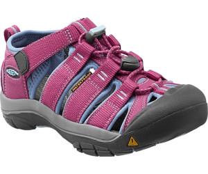 Keen Kids Newport H2 Lila/Violett, Kinder Sandale, Größe EU 35 - Farbe Dahlia Mauve-Periwinkle