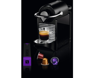 krups nespresso pixie au meilleur prix sur. Black Bedroom Furniture Sets. Home Design Ideas
