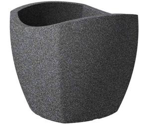 scheurich wave globe cubo 50cm schwarz granit ab 50 95 preisvergleich bei. Black Bedroom Furniture Sets. Home Design Ideas