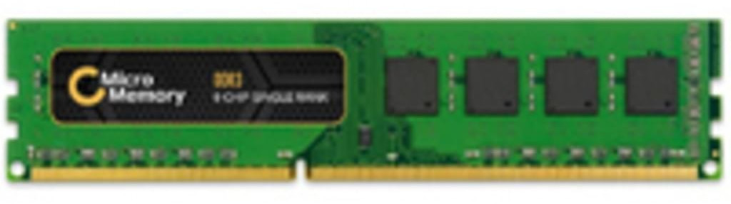 Image of MicroMemory 2GB DDR3-1600 (MMD2603/2GB)