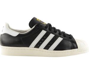 Ermäßigung Leder Adidas Superstar 80S NIGO Herren Schuhe 44