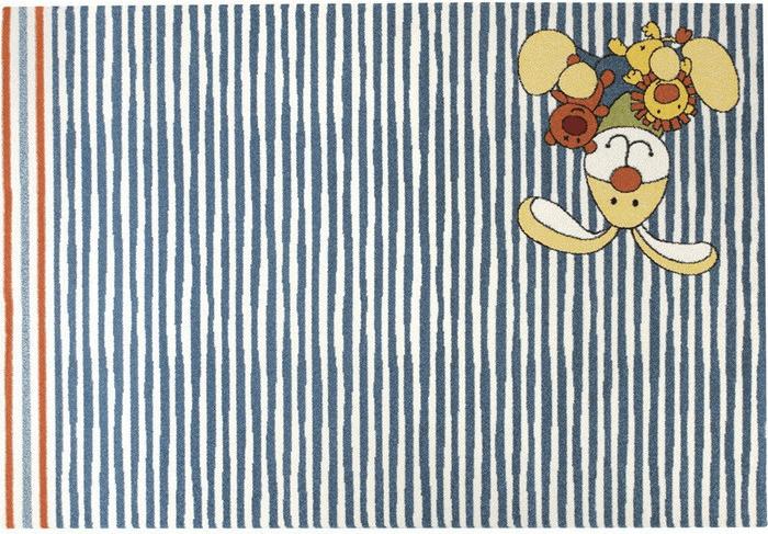 Sigikid Semmel Bunny 80x150cm blau