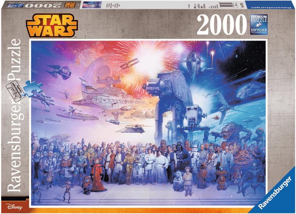 Ravensburger Star Wars Universum