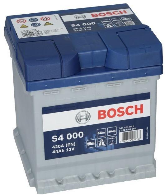 Bosch S4 12V 44Ah (0 092 S40 001)