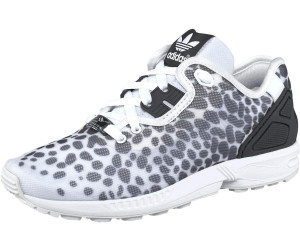 new product f029c 686a3 Adidas ZX Flux W Decon W white black