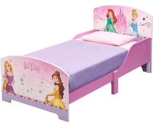 delta children disney princess bett 70 x 140 cm ab 77 77 preisvergleich bei. Black Bedroom Furniture Sets. Home Design Ideas
