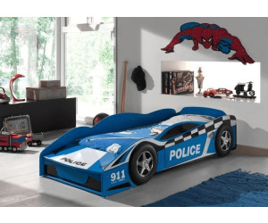Vipack Bett Police Car 70 X 140 Cm Ab 221 71 Preisvergleich