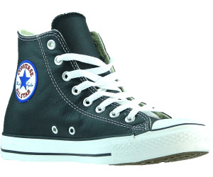 Converse Chuck Taylor All Star Leather Hi black (1S581) ab