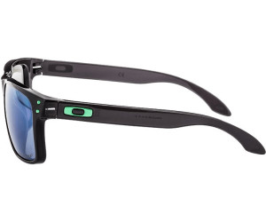 6f11c1f892 Buy Oakley Holbrook OO9102-69 (black Ink jade iridium polarized ...