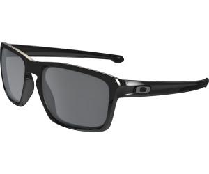 Oakley Sliver Polished Black Black Iridium Polarized OO9262-09 AiePcsGpd