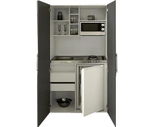 Pantryküche mit kühlschrank  Kompaktküche mit Kühlschrank Preisvergleich | Günstig bei idealo ...