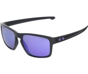 Oakley Herren Sonnenbrille 0Oo Sliver 926238, Schwarz (Polished Black), 57