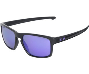 182f7b07494 Buy Oakley Sliver OO9262-10 (matte black violet iridium polarized ...