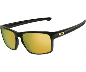 630f1e01e1 Buy Oakley Sliver OO9262-05 (polished black 24K iridium) from £75.00 ...