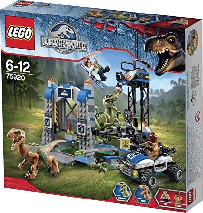 LEGO Jurassic World - La Huida del Raptor (75920)