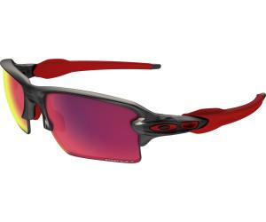Oakley Flak 2.0 XL Sonnenbrille Rauchgrau 9188 Polarisiert 59mm yz85Q