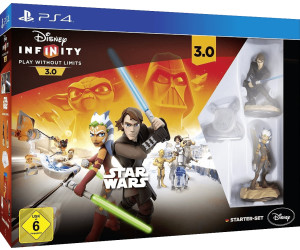 disney infinity 3 0 star wars starter set ps4 ab 54. Black Bedroom Furniture Sets. Home Design Ideas