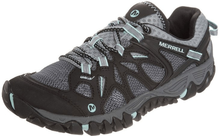 Merrell All Out Blaze Aero Sport Women black/adventurine
