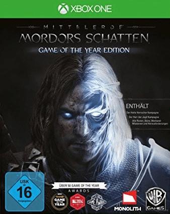 Mittelerde: Mordors Schatten - Game of the Year...