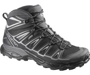 Salomon - X Ultra Mid 2 GTX chaussures de randonnée pour hommes (noir/gris) - EU 48 - UK 12,5