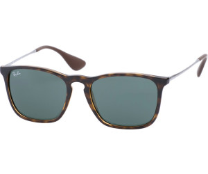45815d426ae Buy Ray-Ban Chris RB4187 710 71 (light havana green) from £66.00 ...